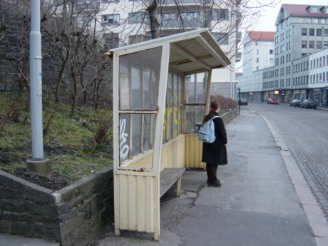 Busstopp, Nordnes